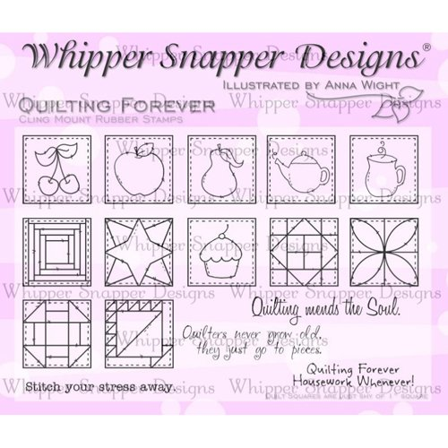 QUILTING FOREVER
