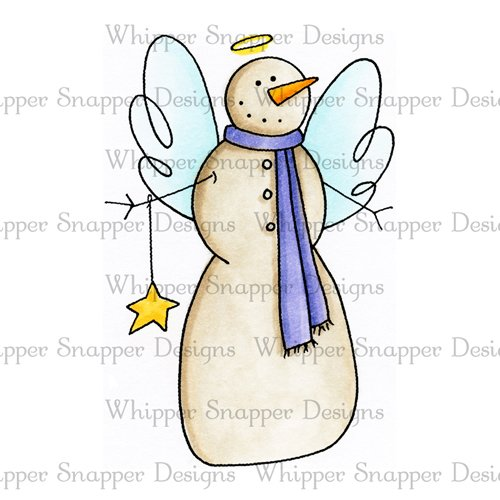 ANGELIC SNOWMAN