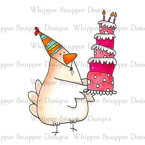 BIG BDAY CAKE CHICKEN