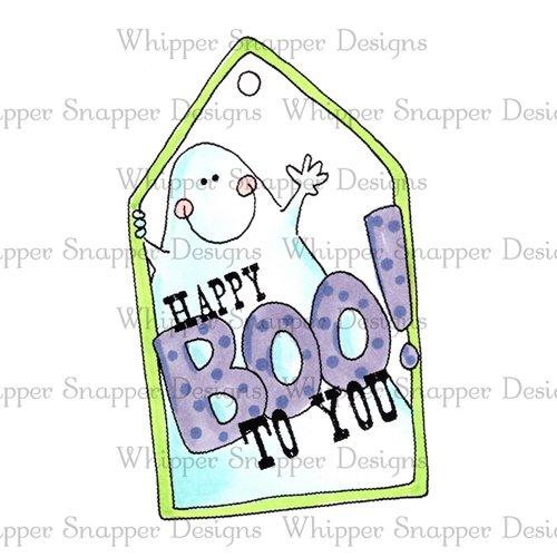 HAPPY BOO TAG