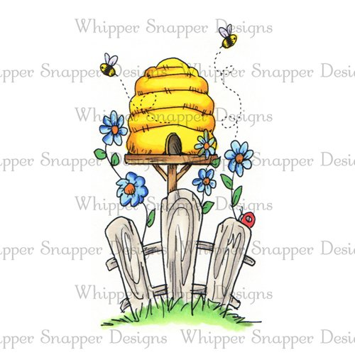 SPRING BEE HIVE
