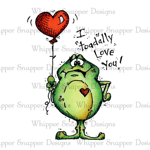 TOADALLY LOVE YOU