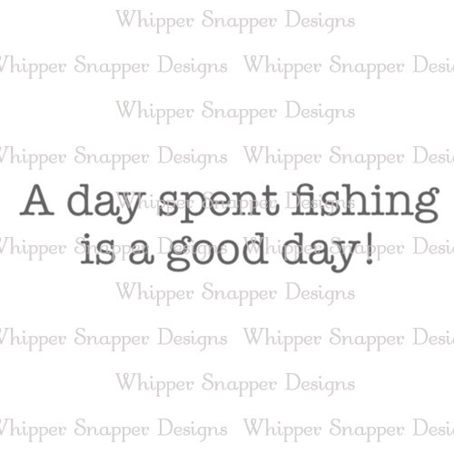 A DAY SPENT FISHING