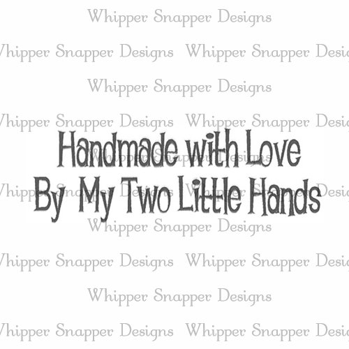 TWO LITTLE HANDS