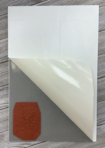 CLING MOUNT SHEETS