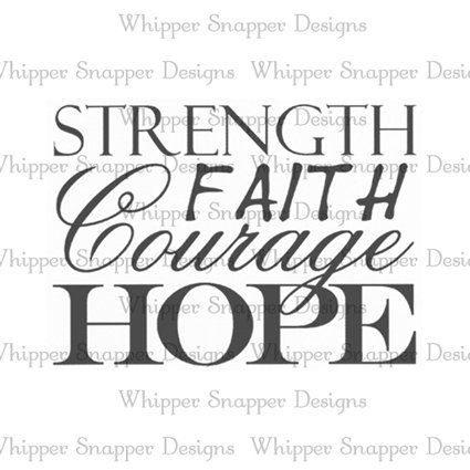 HOPE SAYING