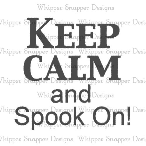 SPOOK ON
