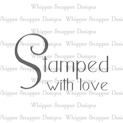 STAMPED WITH LOVE