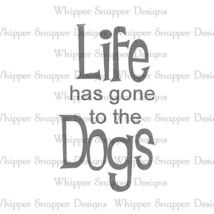 GONE TO DOGS