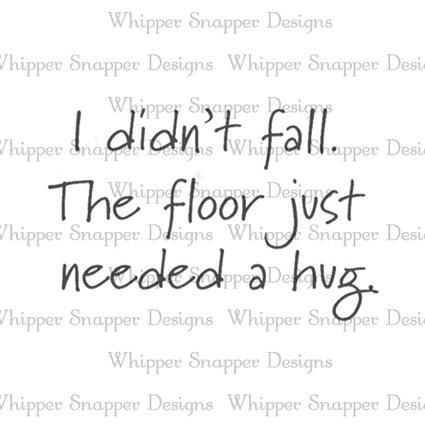 NEEDED A HUG