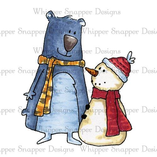 BEAR & SNOWY
