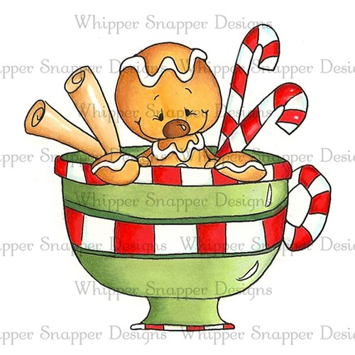 CUP OF GINGERBREAD