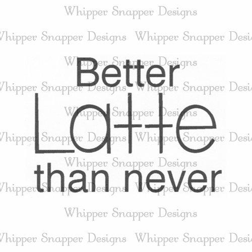 BETTER LATTE