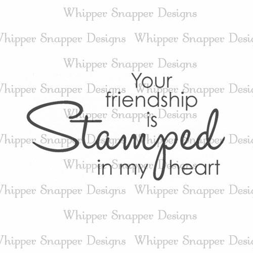 STAMPED IN MY HEART