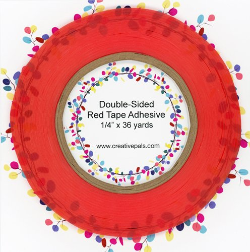 1/4 RED TAPE