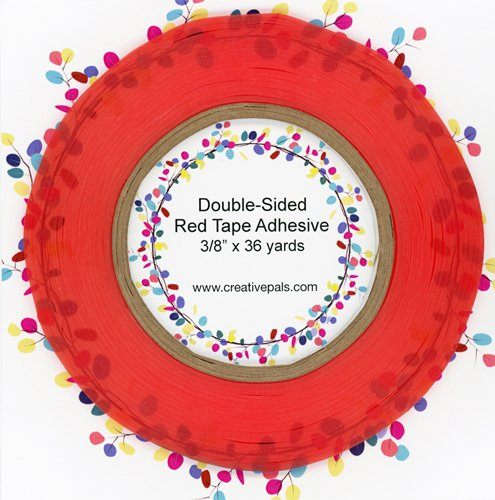 3/8 RED TAPE
