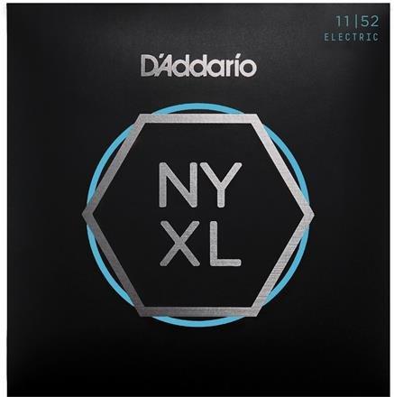 D'Addario NYXL1152 Nickel Wound Electric Guitar Strings, Medium Top / Heavy Bott...