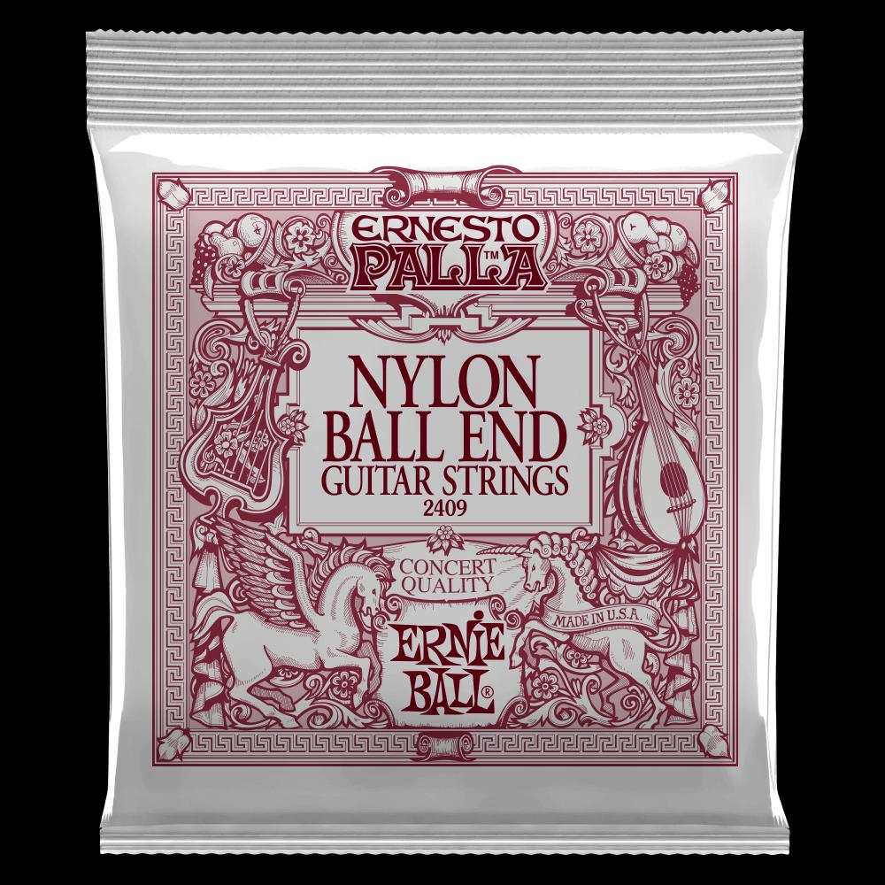 Ernesto Palla Nylon Classical Guitar Strings Black & Gold Ball End 2409