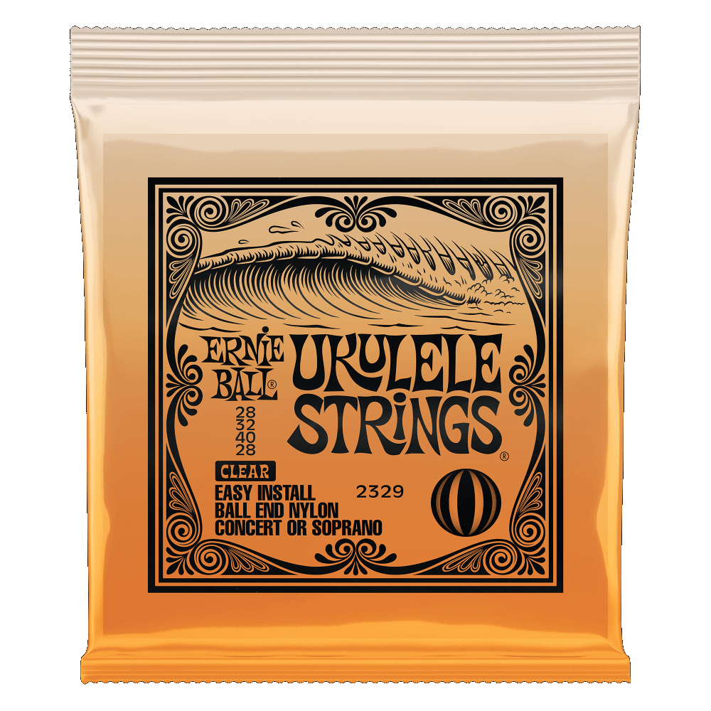 Ernie Ball Ukulele Strings Ball End