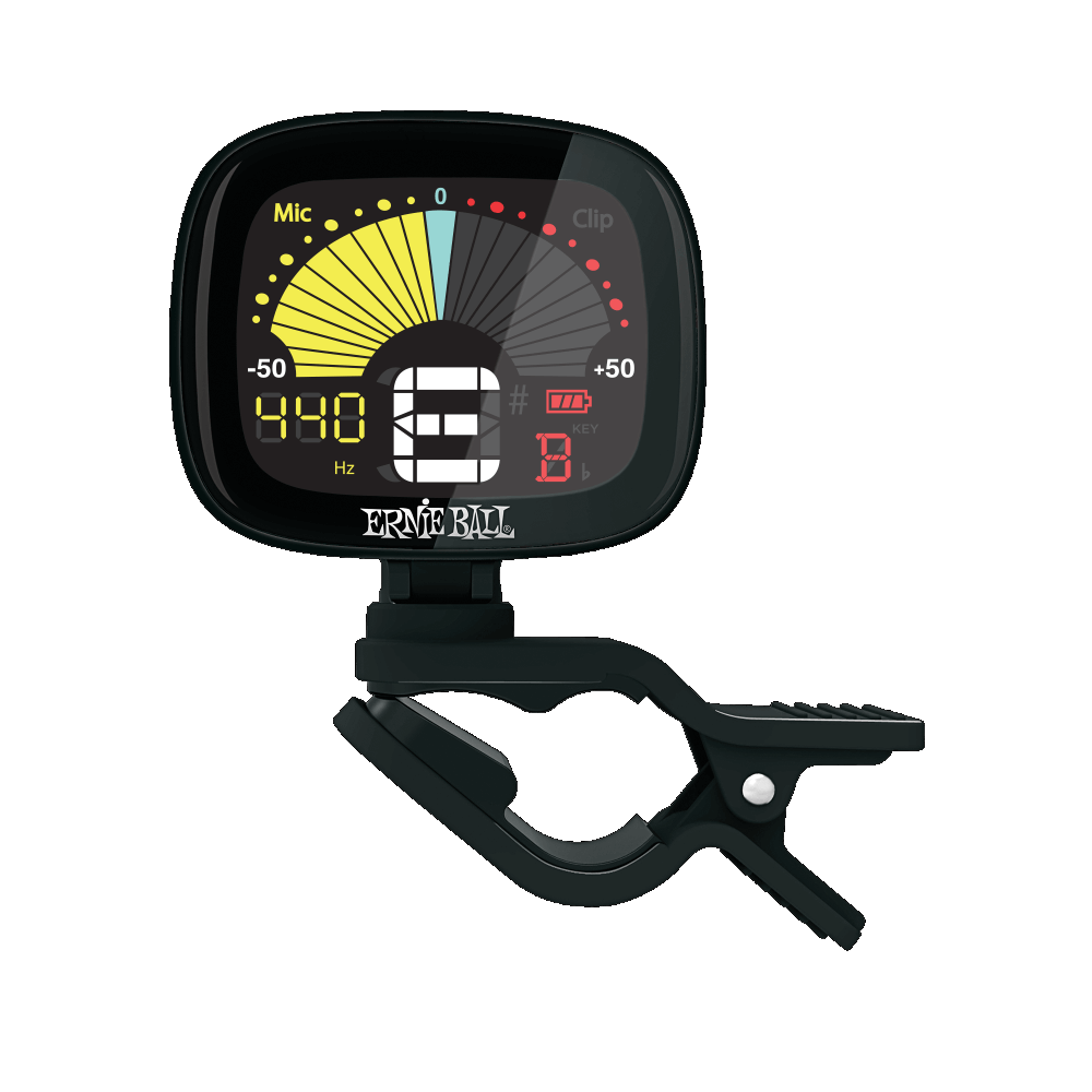 Ernie Ball FlexTune Tuner P04112 for Guitar, Bass and Fretted