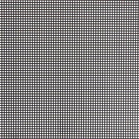 Darice Plastic Canvas 7 Count 10X13-Black