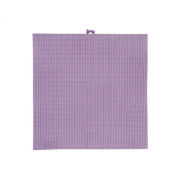 Darice Plastic Canvas 7 Count 10X13-Purple
