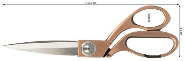 Tailors Scissors - Bronze