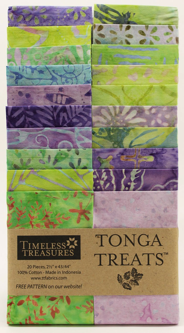 Tonga Treat Strip Jr (2.5 Inch x 44 Inch)