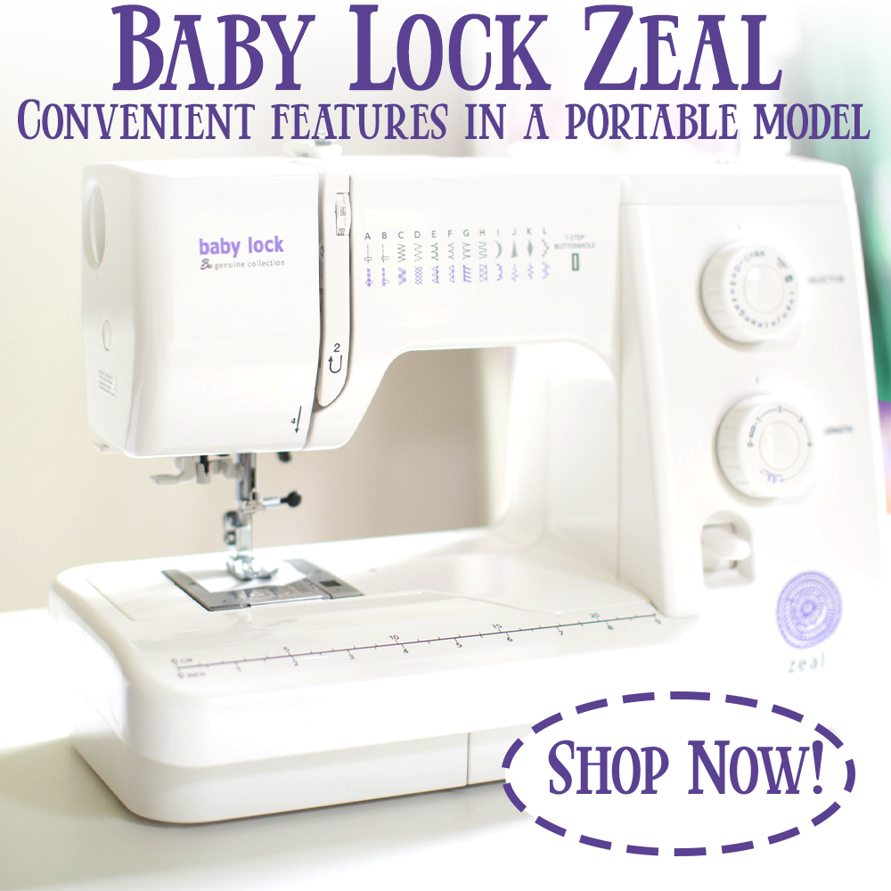 0% interest financing on sewing machines