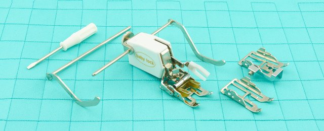 Deluxe Walking Foot with Three Soles for Babylock Home Sewing Machine
