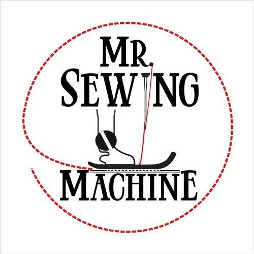 Mr Sewing Machine Logo