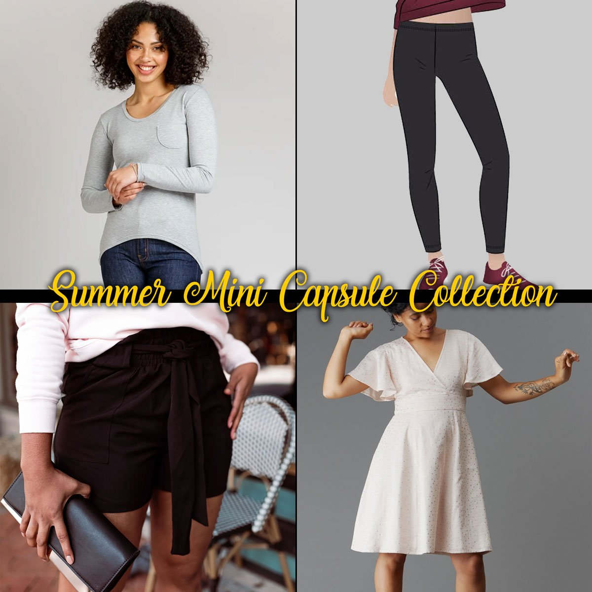 Summer Mini-Capsule Collection Subscription Program