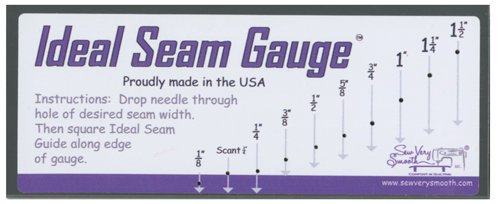 Ideal Seam Gauge - Sew Very Smooth