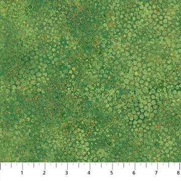 Shimmer Morning Glory -- 23324M-76 Pebbles Medium Green
