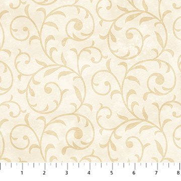 Time After Time -- 23376-12 -- Timeless Scroll Cream