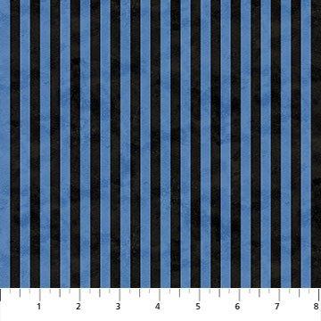 Time After Time -- 23377-44 -- Mini Stripe Blue/Black