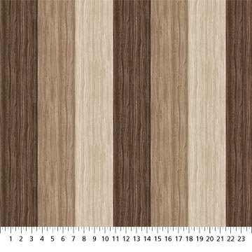 The View From Here -- 23425-32 Woodgrain Stripe/Driftwood