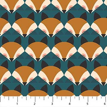 Treehouse -- 90070-64 Teal