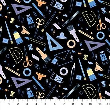 DIY -- 90198-99 Stationery/Black