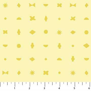 DIY -- 90201--50 Stamps/Yellow