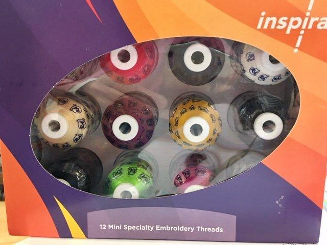 Inspira Rayon Thread Gift Set -- 620145996