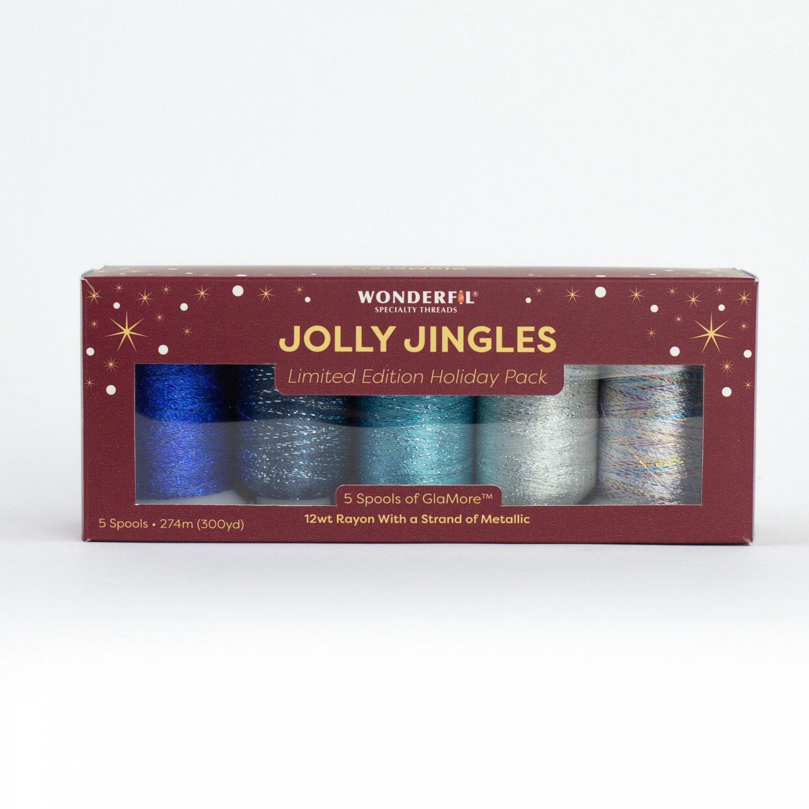 Wonderfil Jolly Jingles -- Let it Snow/HPJJ-LetitSnow