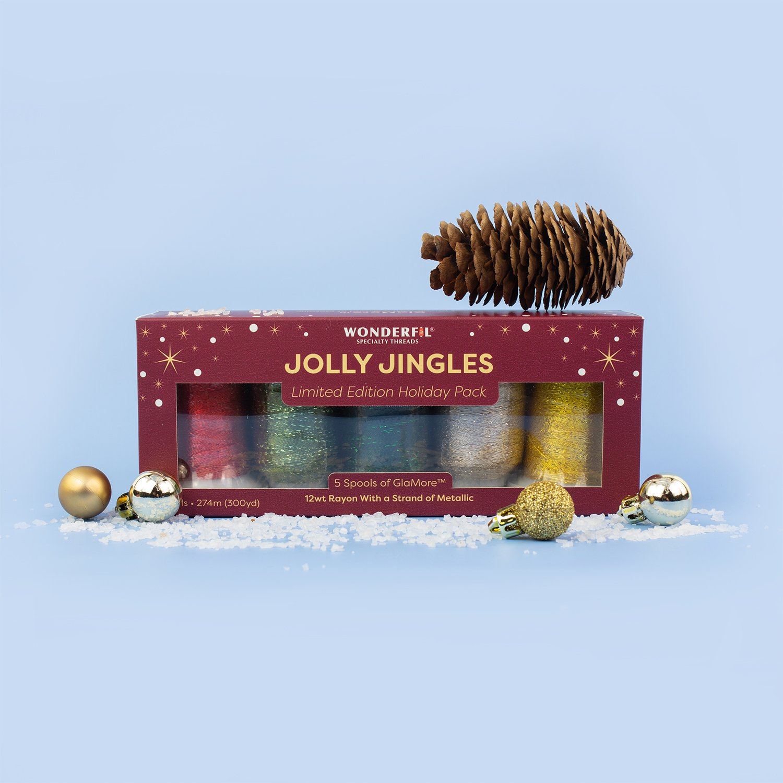 Wonderfil Jolly Jingles -- Santa's Elves/HPJJ-SantasElves