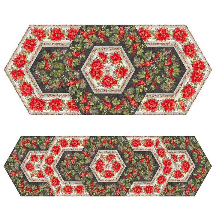 Triangle Frenzy Runner Pattern -- PTN2636