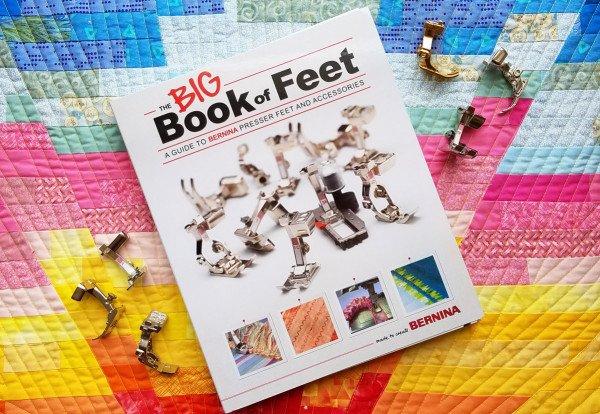 Bernina Big Book of  Presser Feet