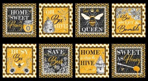 Show Me The Honey Panel