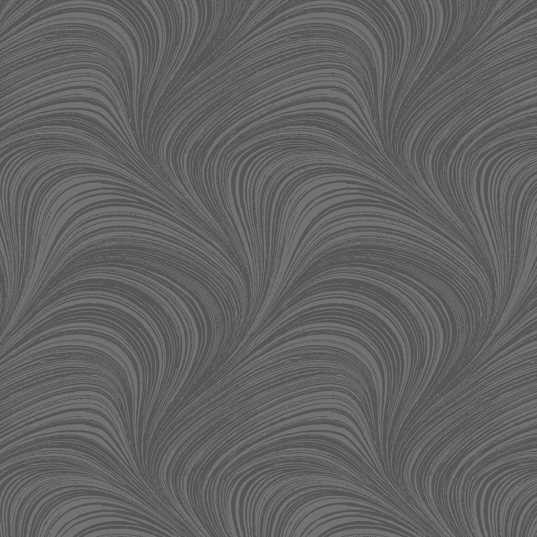 Wide Wave Texture Graphite
