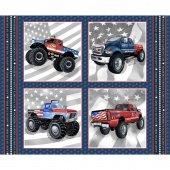 American Monster Truck Panel Kit