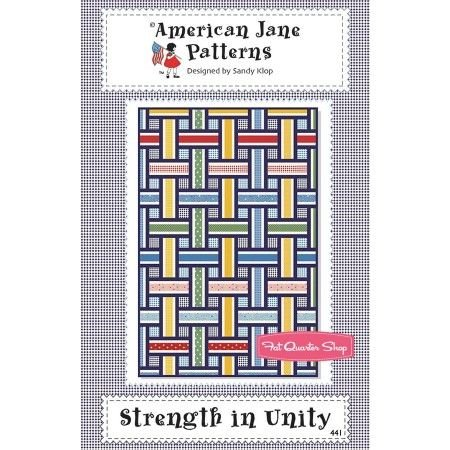 STRENTH IN UNITY QUILT KIT