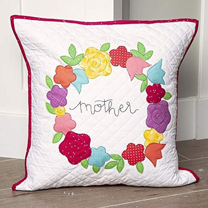 Riley Blake Designs Pillow Project May 2021